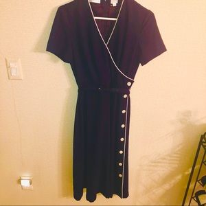 Vintage Liz Claiborne dress